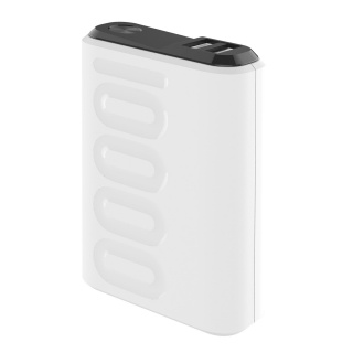 CELLY Power Bank od 10000mAh PD18W u beloj boji