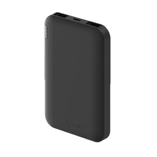 CELLY Power Bank ENERGY od 5000mAh u crnoj boji
