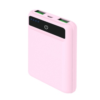 CELLY Power bank POCKET od 5000mah u pink boji