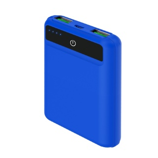CELLY Power bank POCKET od 5000mah u plavoj boji