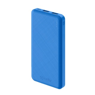 CELLY Power Bank ENERGY od 10000mAh u plavoj boji