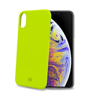 TPU futrola za IPHONE XS Flash Yellow