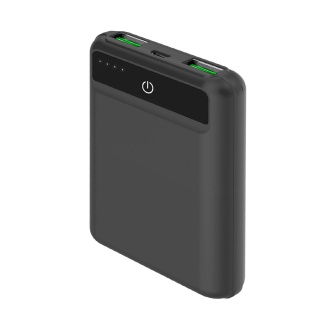 CELLY Power bank POCKET od 5000mah u crnoj boji
