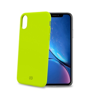 TPU futrola za IPHONE XR Flash Yellow