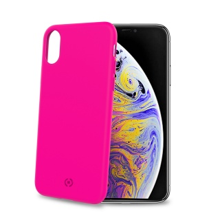 TPU futrola za IPHONE XS  Bubble Pink